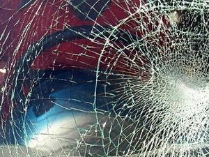 Девушка сломала нос по вине водителя «Ниссана» в Нижнем Новгороде