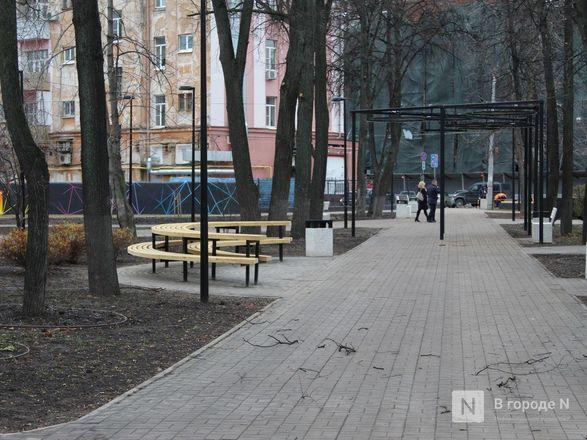 Благоустройство Чернопрудского сквера завершится в следующем году - фото 20